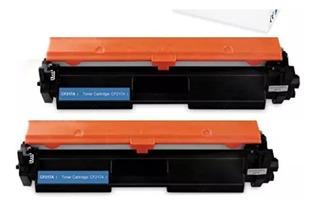 2 Toner Cf217a - M102 - M130 Nuevo Con Envío Gratis