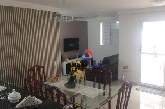 Apartamento Residencial À Venda, Vila Nova Alba, São Paulo. - Ap2599