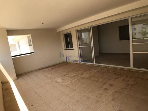 Apartamento Com 3 Dormitórios À Venda, 125 M² Por R$ 1.032.629,43 - Vila Brandina - Campinas/sp - Ap6684