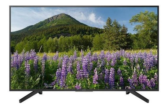 Smart Tv Led 55 Sony Kd-55x705f, 4kuhd, 3hdmi, 3 Usb, Wi-fi