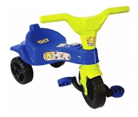 Motoca Triciclo Infantil Menina Menino 3 Rodas Motinha