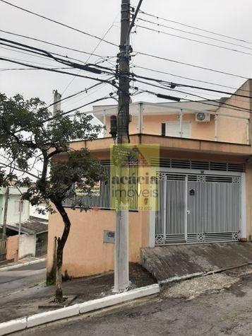 Imagem 1 de 20 de Sobrado À Venda, 156 M² Por R$ 700.000,00 - Jardim Monjolo - São Paulo/sp - So2836