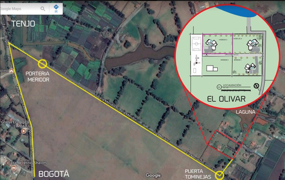 Casas En Venta Tenjo 927-298