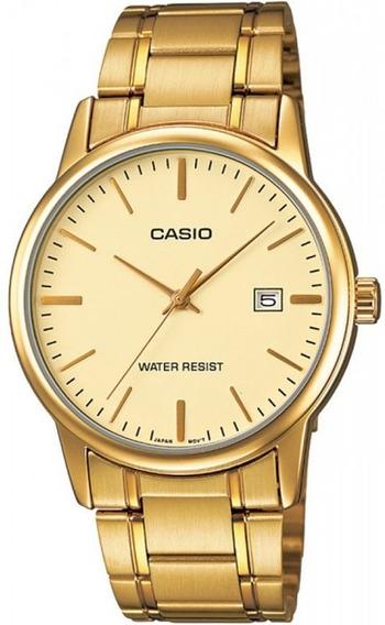 Relógio Casio Masculino Mtp-v002g-9audf