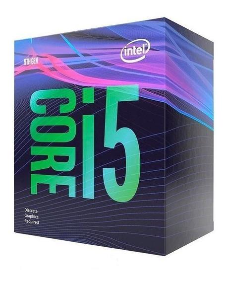 Processador Intel Core I5 9ºgeração I5-9400f Lga1151