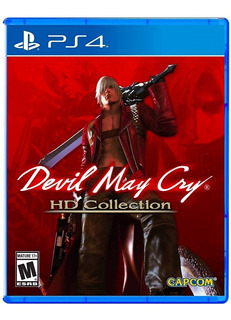 Devil May Cry Hd Collection / Juego Físico / Ps4
