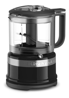 Multiprocesadora KitchenAid KFC3516 240W onyx black 220V - 240V