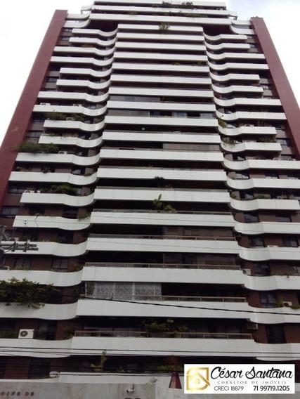 Apartamento 4/4, Sendo 1 Suíte - Cond. Príncipe De Luxemburgo - Candeal - Ap00701 - 34093082