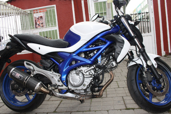 Suzuki Gladius 650 Abs - Full Accesorios