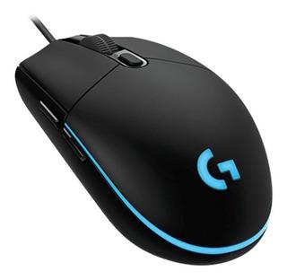 Mouse Gamer Logitech G203 8000 Dpi Gaming Rgb Programable