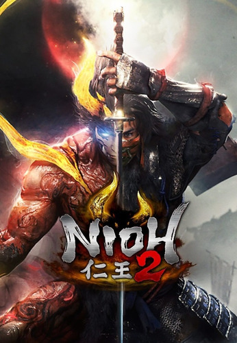 Nioh 2: The Complete Edition  Mídia Física - Pc - Dvd