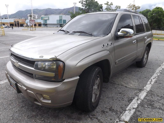Chevrolet Trailblazer .