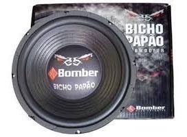 Subwoofer Bomber Bicho Papao.12 .800 W. Doble Bobina. 4 Ohm