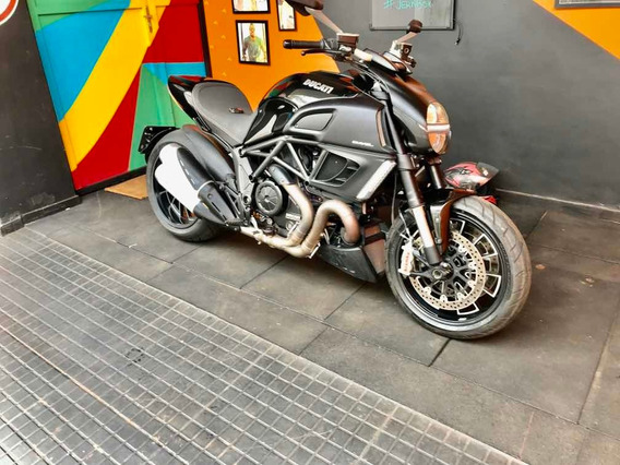 Ducati Diavel Abs 2013 Revisada Impecavel