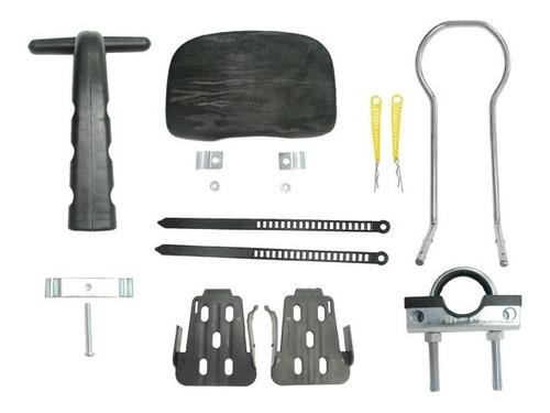 Imagem 1 de 1 de Kit Completo Peças Para Reposição Cadeirinha Baby Bike Kalf