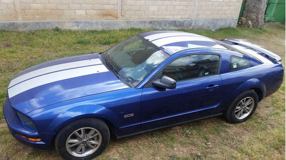 Espectacular Ford Mustang 2005, Ed. Especial Sds $95 Mil