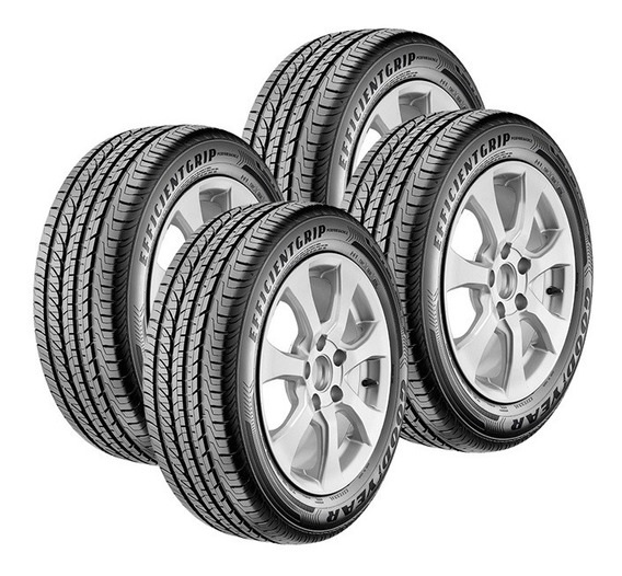 Kit 4 Pneus Aro14 Goodyear Efficientgrip Performance 185/70r