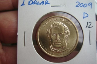 Moneda De Zachary Taylor