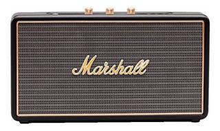 Marshall Stockwell Altavoz Portátil Inalámbrico Bluetooth Bk