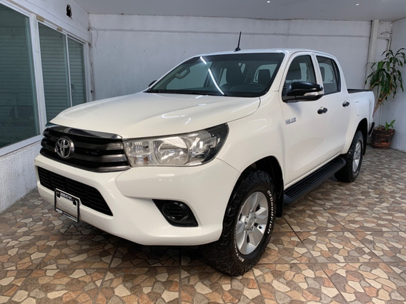 Toyota Hilux Sr Extremadamente Impecable Reestrene