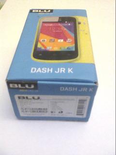 Caja De Celular Blu Dash Jr K