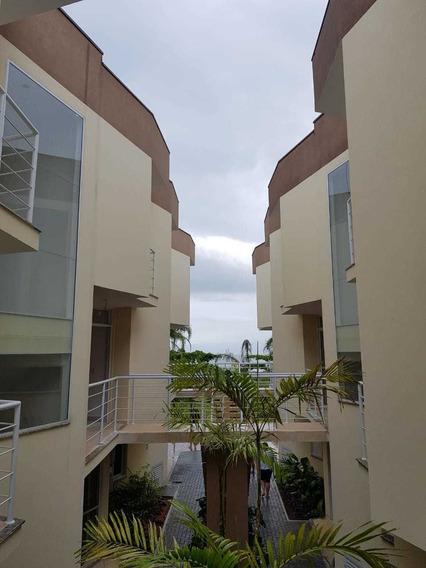 Apartamento Pé Na Areia Em Cond Fechado Na Praia De Boraceia