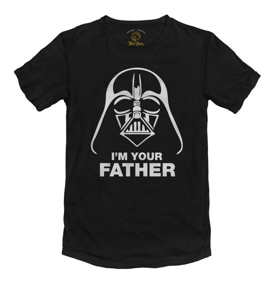 Remera I Am Your Father Star Algodón Peinado 24/1 Premium