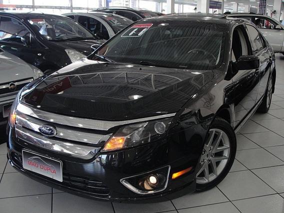 Ford Fusion 2.5 Sel Aut. 2011 Completo + Teto Solar