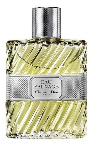 Dior Eau Sauvage Edt X 100ml - Perfume Hombre Importado