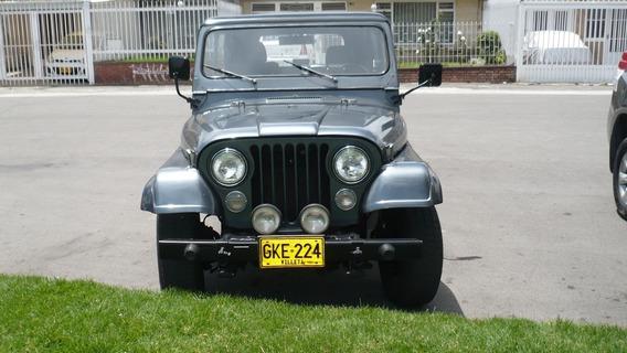 Jeep Willys Línea Renegado Motor 3850cc 6 Cilindros En Línea