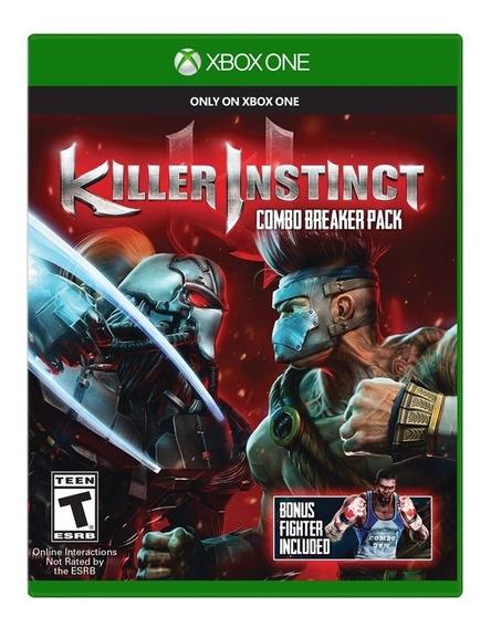 Killer Instinct - Xbox One - Midia Fisica - Lacrado
