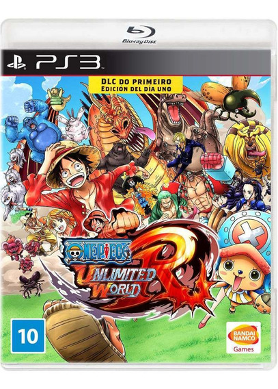 One Piece Unlimited World Red - Playstation 3 - S. G.