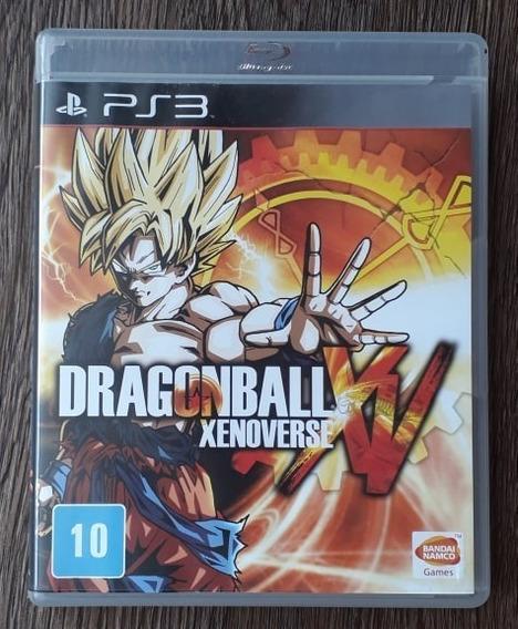Dragon Ball: Xenoverse - Ps3