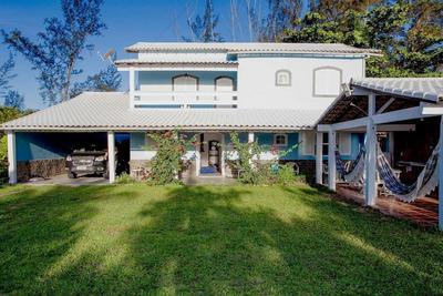 Casa Residencial Para Venda E Locação, Praia Seca, Araruama - Ca0943. - Ca0943