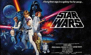 Star Wars -afiches Y Posters De Peliculas -vinilos Adhesivos