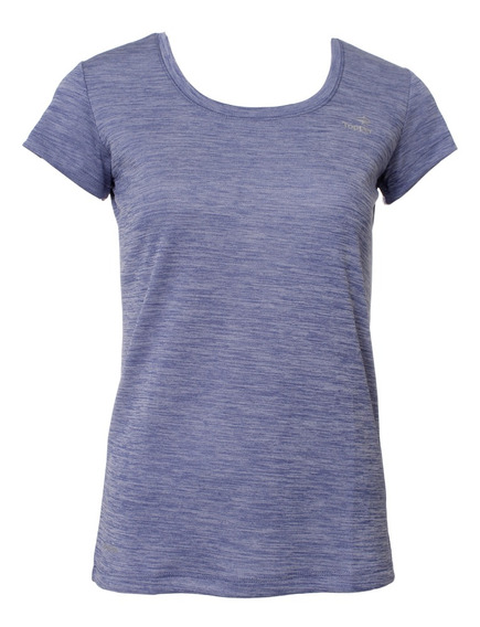 Remera Topper C Training Basic W Mujer Vim