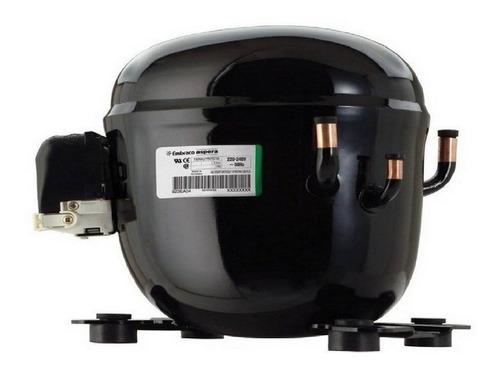Motor Compresor Hermético Embraco De 1hp Lbp R404a Nt2180gk.
