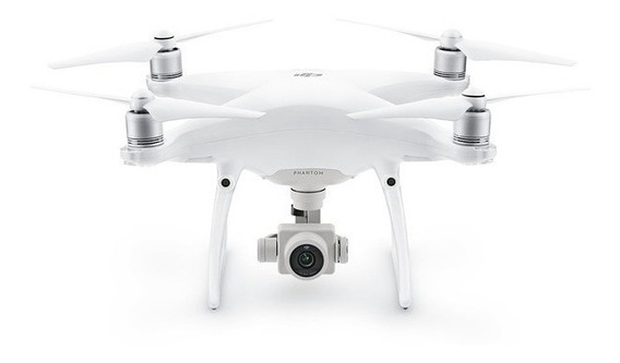 Drone Dji Phantom 4 Pro Plus 4k + Tela De Video