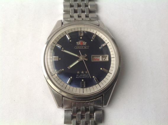 Reloj Orient Automático Caballero Años 80