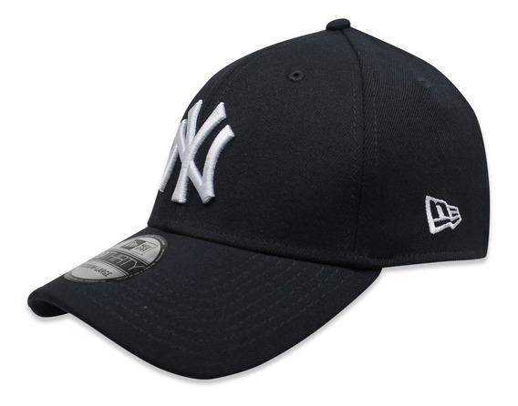 Gorra New Era 3930 Mlb Yankees Team Azul