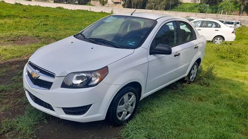Imagen 1 de 15 de Chevrolet Aveo 2018 1.6 Ls Mt
