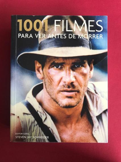 Livro - 1001 Filmes Para Ver Antes De Morrer - Seminovo