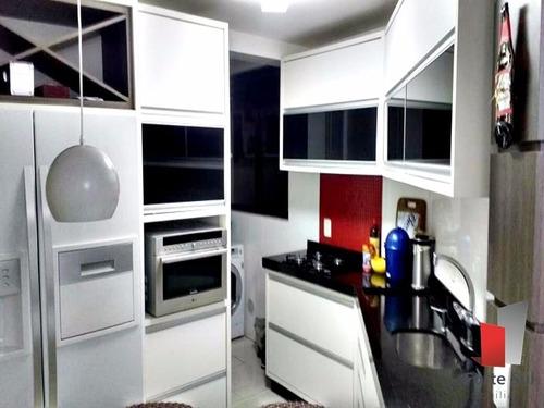 Imagem 1 de 10 de Ótimo Apartamento Para Veraneio Em Meia Praia/itapema-sc!!! - Av312 - 4953302