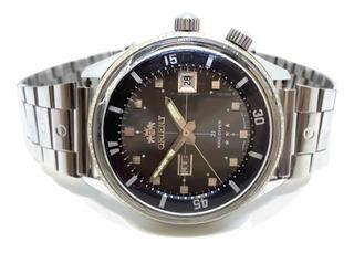 Reloj Orient King Diver Doble Calendario Automático
