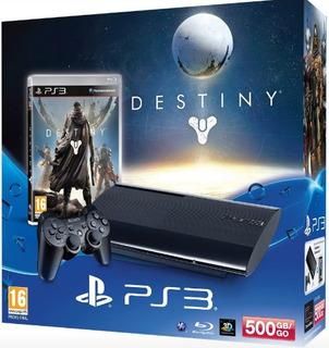Playstation Ps3 Sony Nuevo Con Todos Sus Accesorios