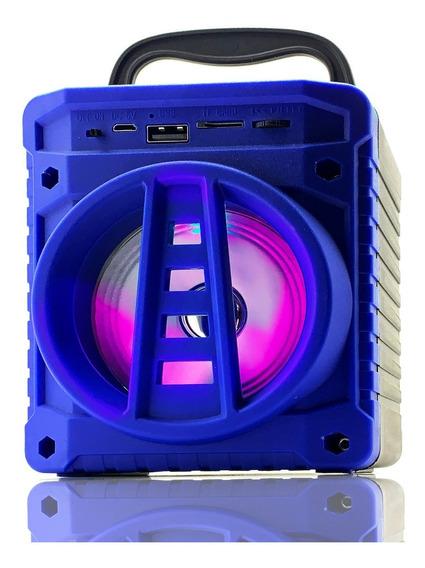 Caixa Caixinha Som Bluetooth Amplificada Tws Mp3 Usb Fm 300w