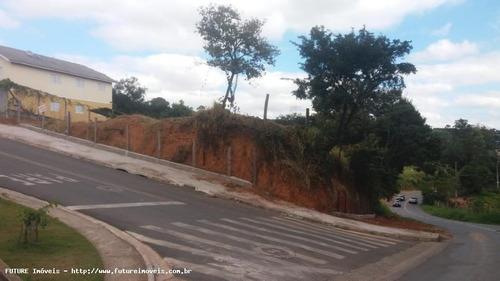 Terreno Residencial À Venda, Chácaras Maringá, Atibaia - . - Te0016