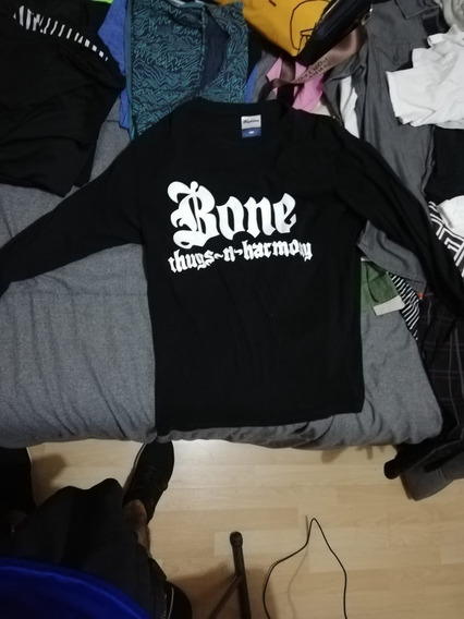 Bone Thugs N Harmony Camiseta Manga Larga