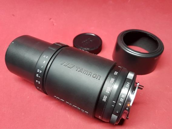 Lente Tamron 70-300mm