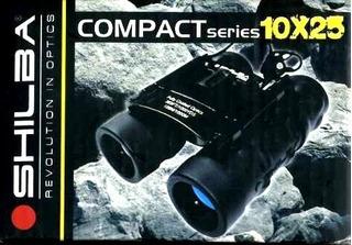Binoculares Shilba Compact 12x25 Full Hd - Funda Hay Savage